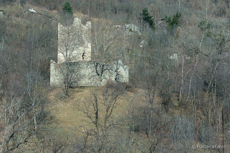 Panorama da Cà Bongiasca
