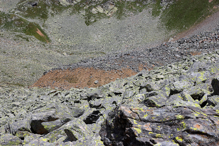 Ghiacciaio roccioso