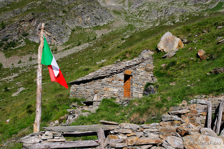 Bivacco all'alpe Mortirolo