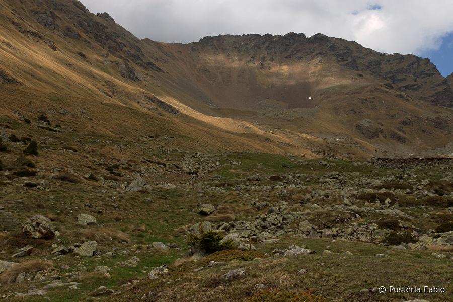 I colori delle montagne