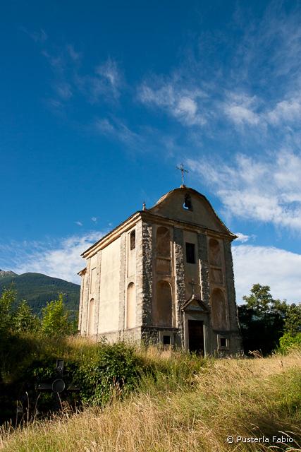 La Chiesa del Calvario