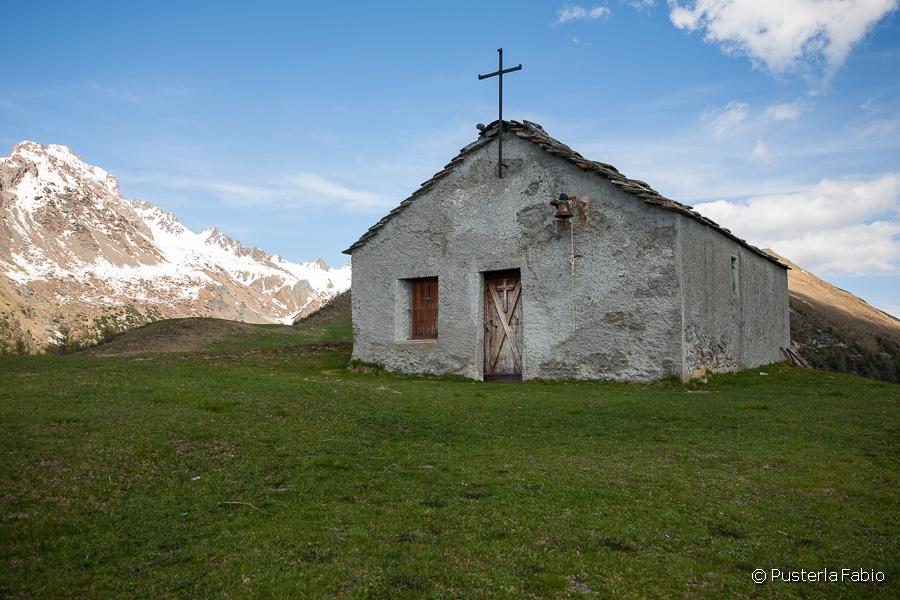 Chiesetta di San Quirico