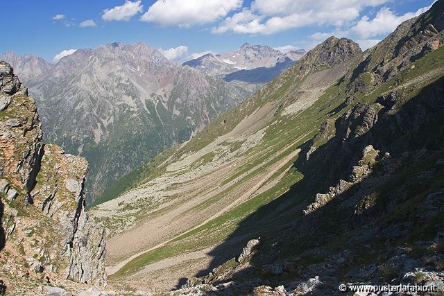 Panorama dal passo