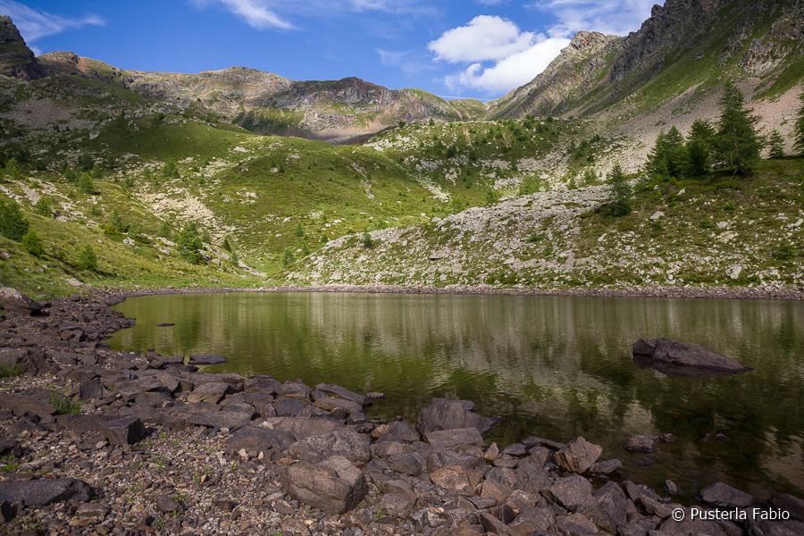 Lago di Sareggio