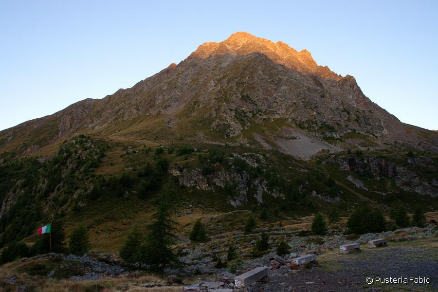 Il vulcano di Tirano